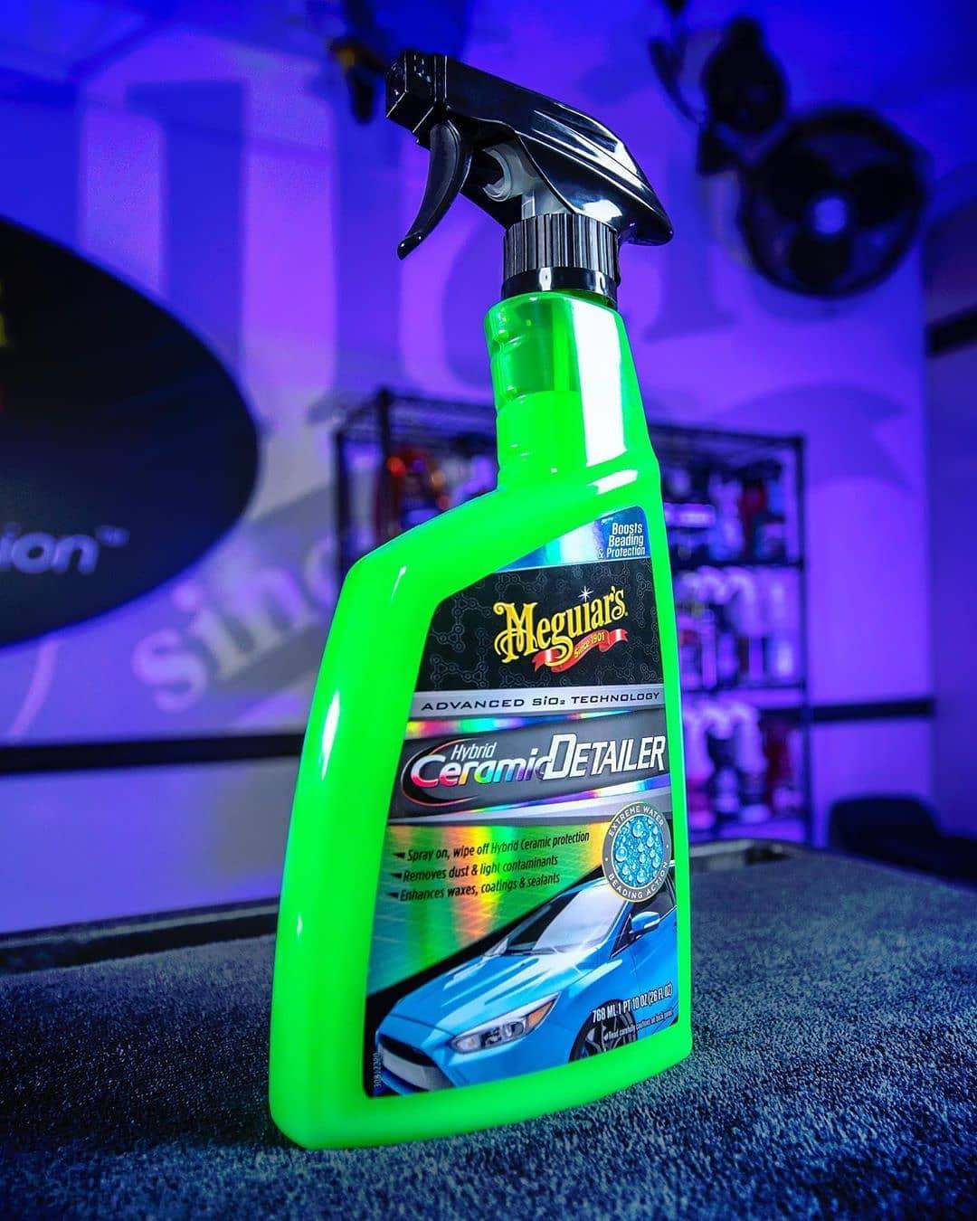 Spray de Finition Hybride Céramique G200526